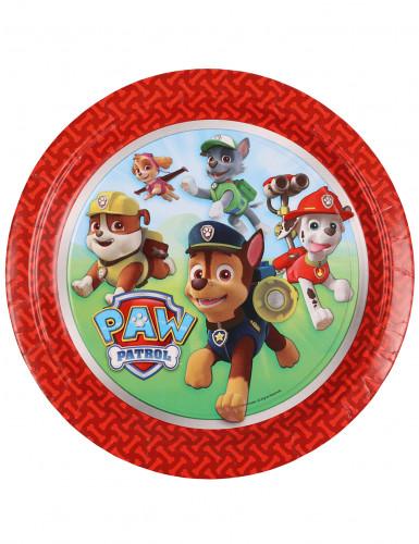 8 Piatti Paw Patrol™ 23 cm