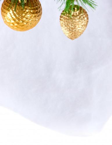 Tappeto di neve per Natale 245 x 38 cm
