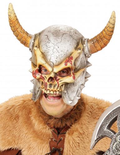 Maschra scheletro vichingo adulto