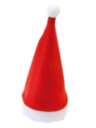 Centrotavola cappello di Babbo Natale