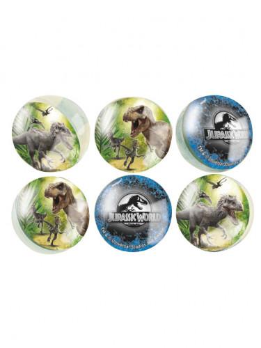 6 palle che rimbalzano Jurassic World™