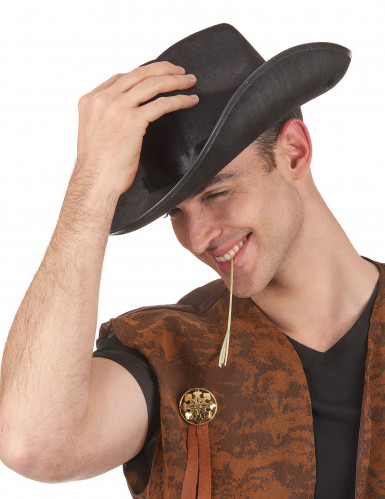 Cappello da cowboy per adulto-1