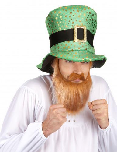 Cappello verde a cilindro per San Patrizio-1