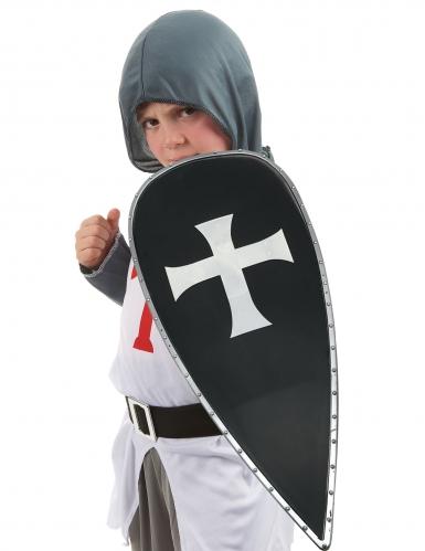 Scudo da cavaliere delle crociate per bambino-2