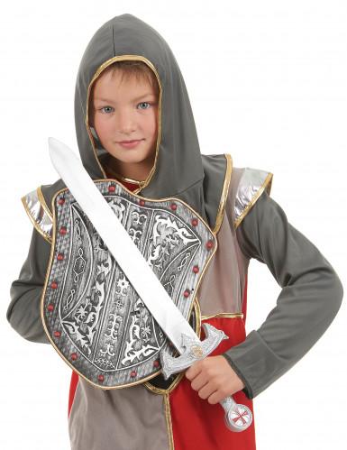 Kit da cavaliere crociato per bambino-1