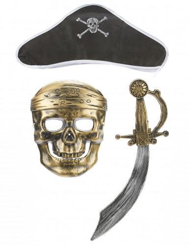 Accessori per costume pirata da bambino