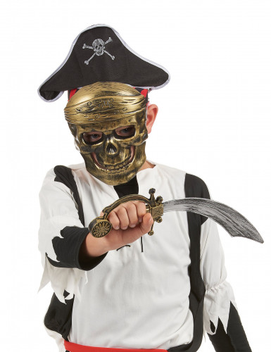 Accessori per costume pirata da bambino-1