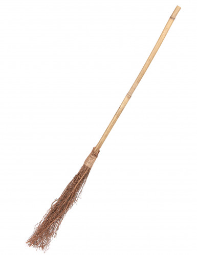 Scopa da strega bamboo