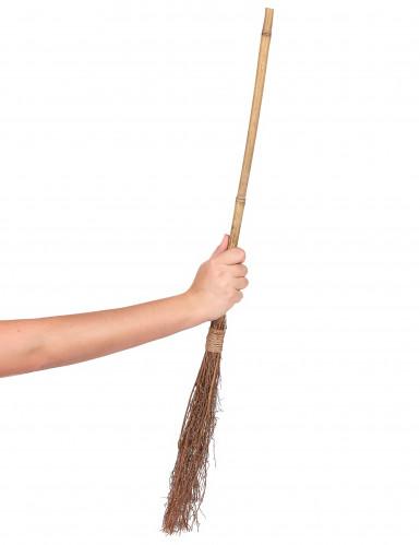 Scopa da strega bamboo-1