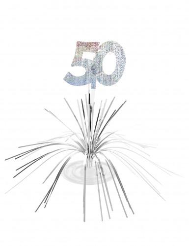 Centrotavola per i 50 anni