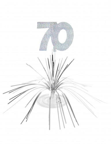Centro tavolo 70 anni