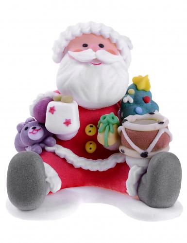 Babbo Natale di zucchero