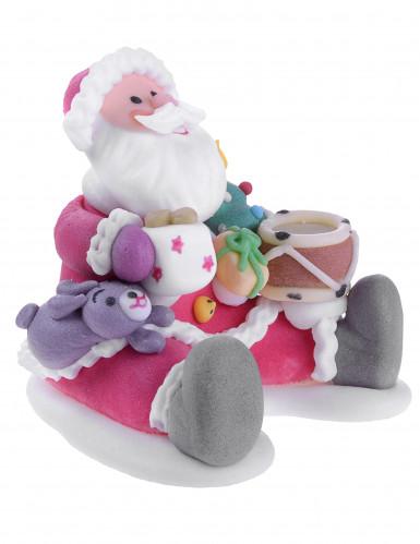 Babbo Natale di zucchero-1