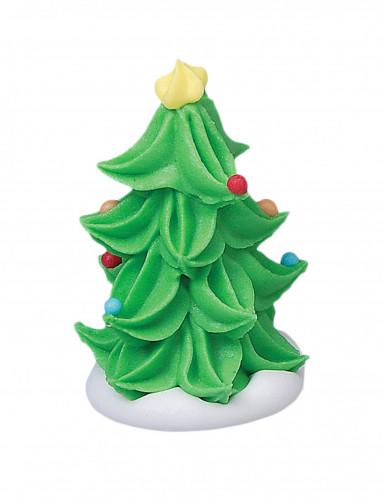 Albero di Natale di zucchero per dolci