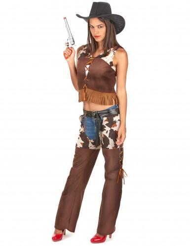 Costume da cowgirl per donna-1