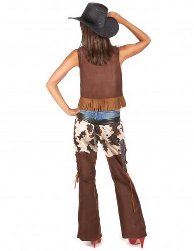 Costume da cowgirl per donna-2