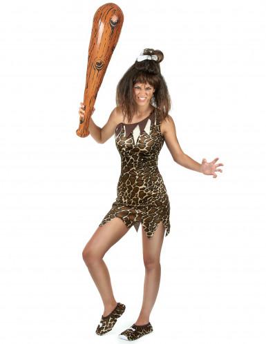 Costume da donna della preistoria-1