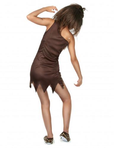 Costume da donna della preistoria-2