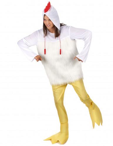 Travestimento da gallo per adulto-2