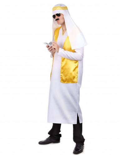 Costume Sceicco Arabo da uomo-1