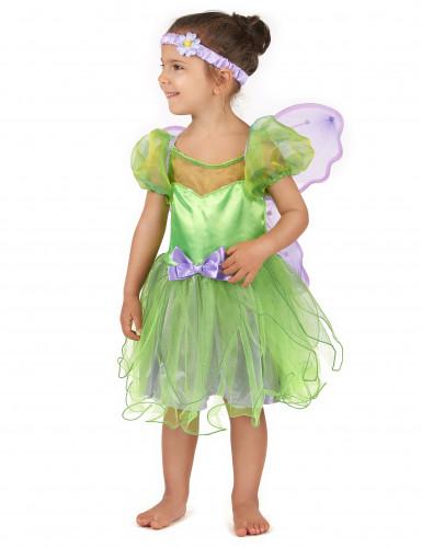 Costume da fatina per bambina: con fascia e ali-1