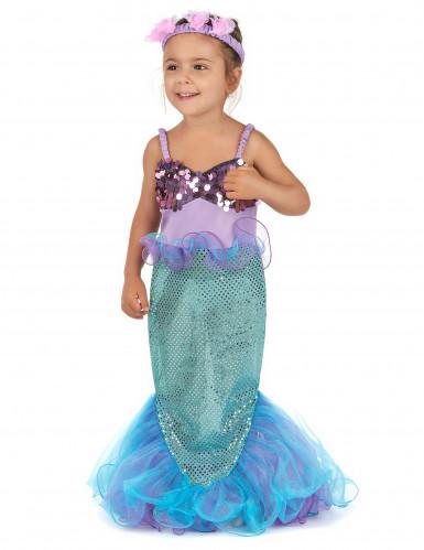 Costum sirena da bambina-1