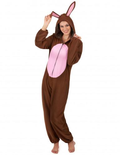 Costume coniglio adulto