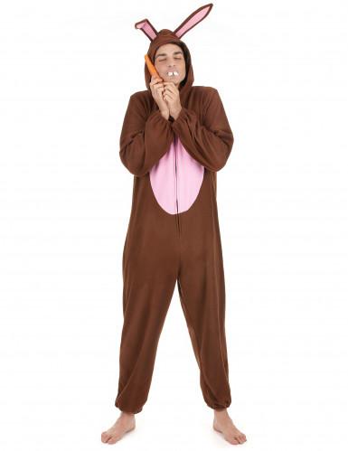 Costume Coniglio da uomo
