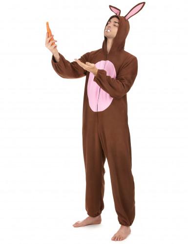Costume Coniglio da uomo-1