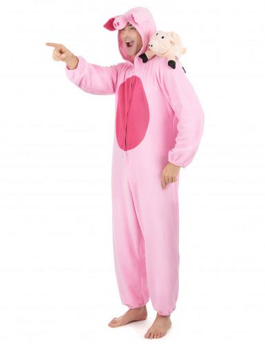 Costume da maiale per donna-1