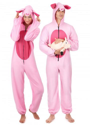 Costume da maiale per donna-3