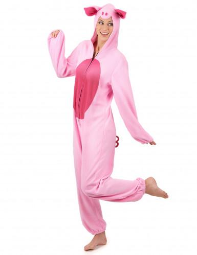 Costume da maiale per adulto-1