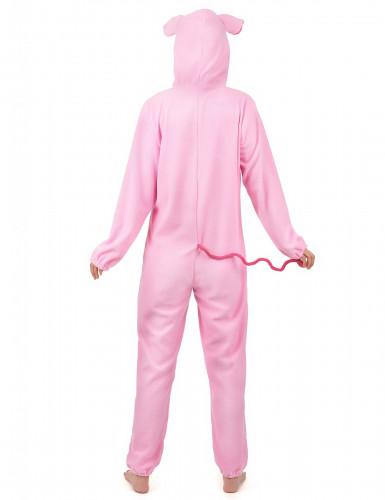 Costume da maiale per adulto-2