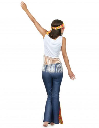 Costume stile hippie donna-2