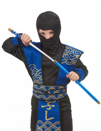 Sciabola blu da ninja per bambino-1