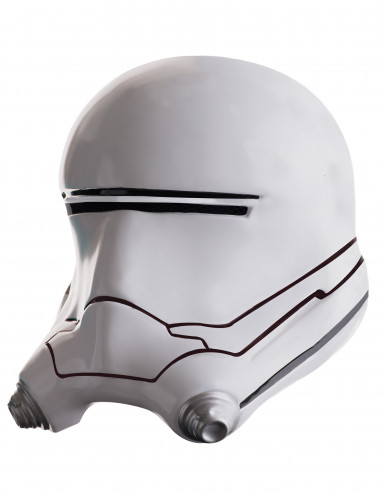 Maschera integrale Flametrooper <br />- Star Wars™per adulto