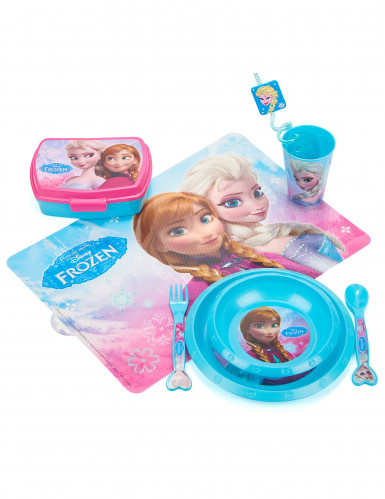 Piatto in plastica rigida di Frozen™-2