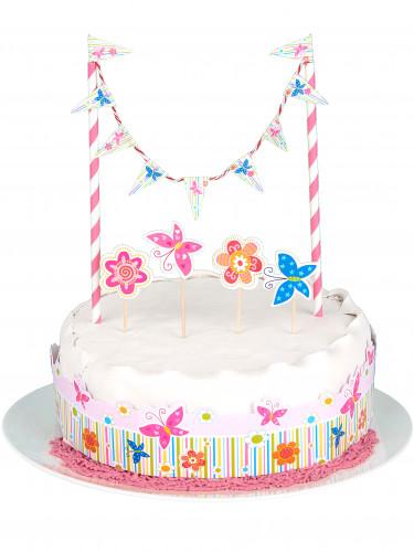 Decorazione bambina per torte