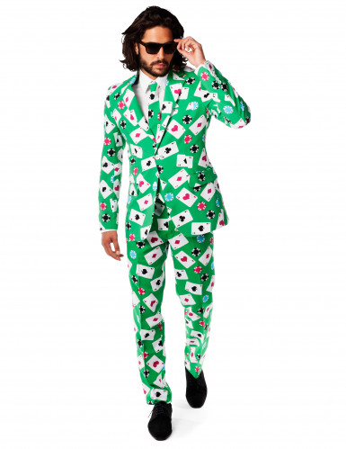 Costume da Mr Poker Opposuits™ per uomo