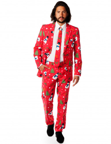 Costume Mr Natale Opposuits™per uomo