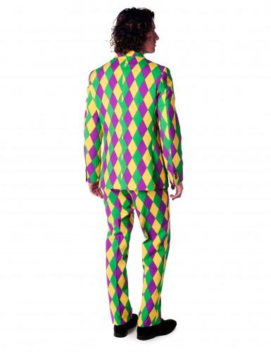 Costume da Mr Arlecchino Opposuits™ per uomo-1