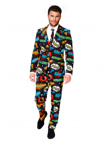 Costume di Mr Comics per adulto Opposuits™