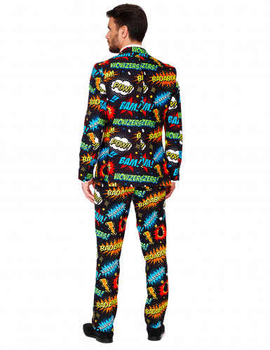 Costume di Mr Comics per adulto Opposuits™-1