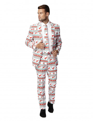 Costume Mr Gangster Natale uomo Opposuits™