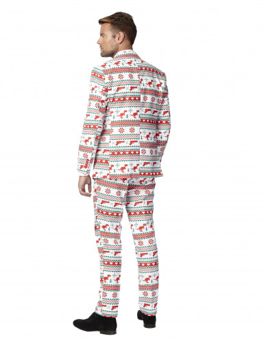 Costume Mr Gangster Natale uomo Opposuits™-1