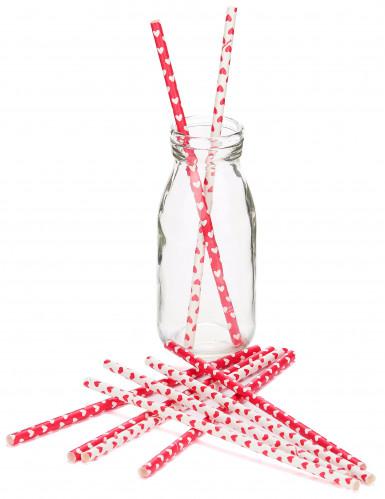 10 cannucce di cartone per San Valentino-1