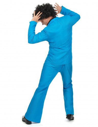 Vestito azzurro uomo disco-2