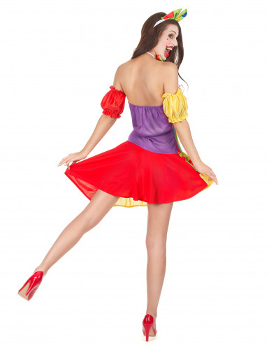 Costume clown per donna-2