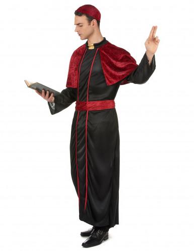 Costume da vescovo per uomo-1