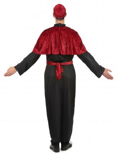 Costume da vescovo per uomo-2